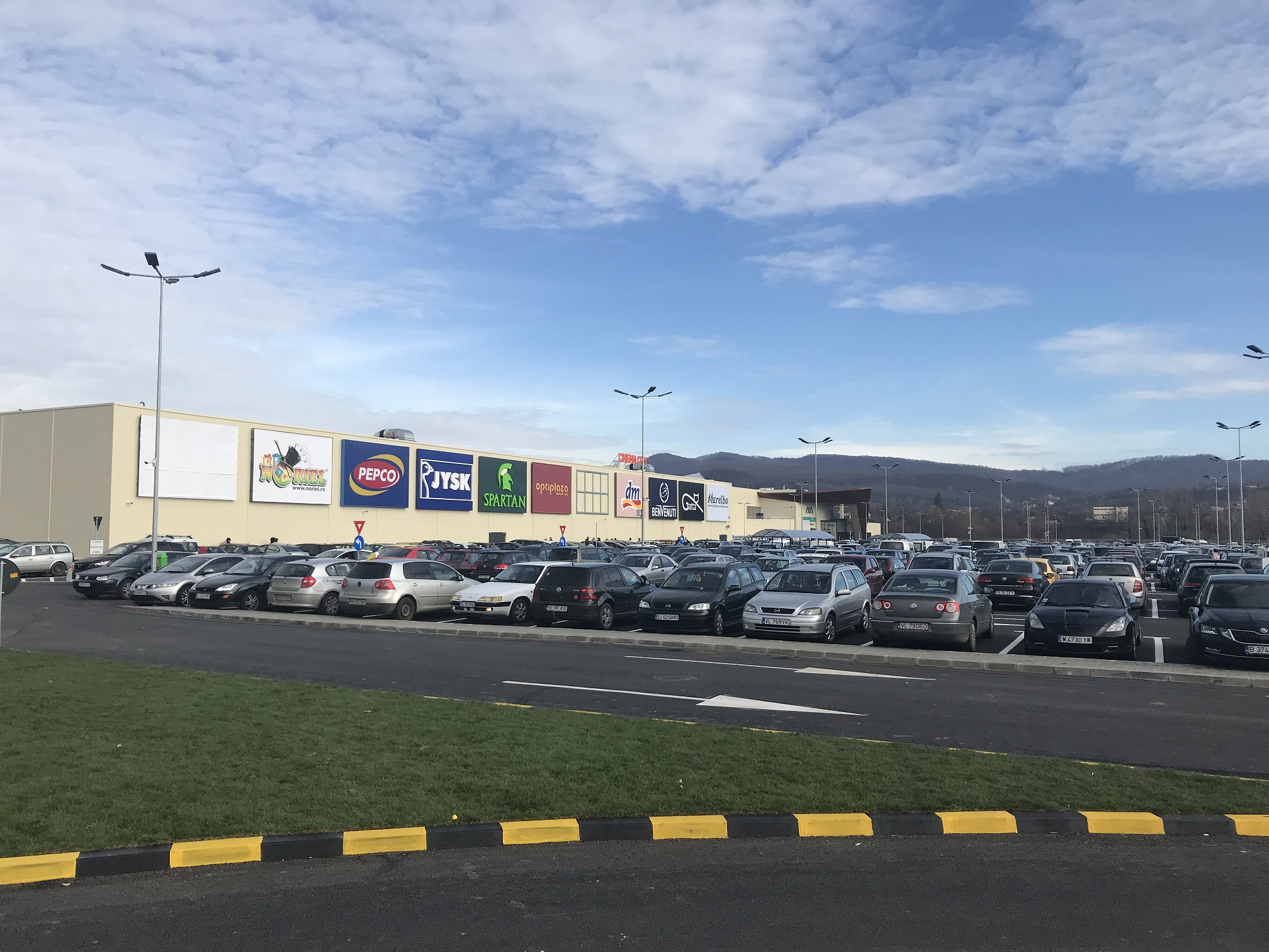 Shopping City Ramnicu Valcea - PALD Engineering 3