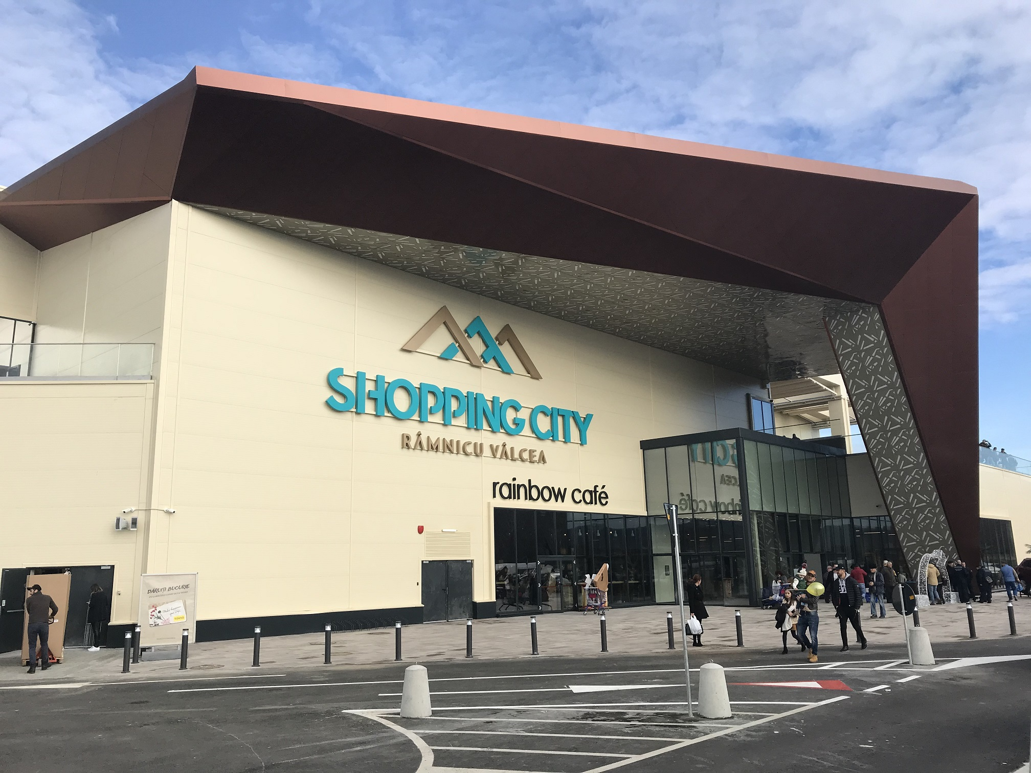 Shopping City Ramnicu Valcea - PALD Engineering 5